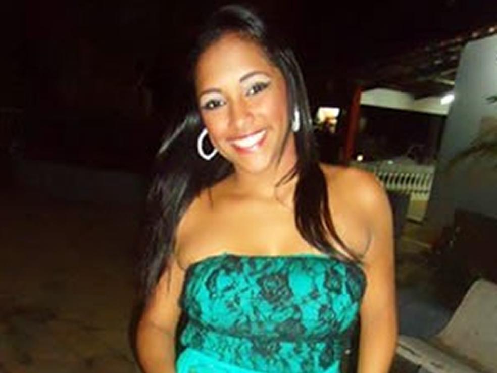 Juliene Gonçalves foi assassinada em maio de 2012 (Foto: Arquivo pessoal)