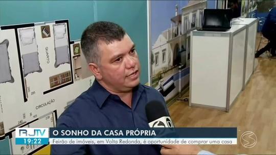 Feirão de imóveis é oportunidade de comprar uma casa em Volta Redonda