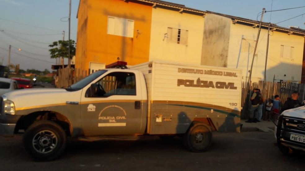 Sargento foi morto a tiros e facadas dentro de casa em bairro de Rio Branco — Foto: Arquivo Pessoal