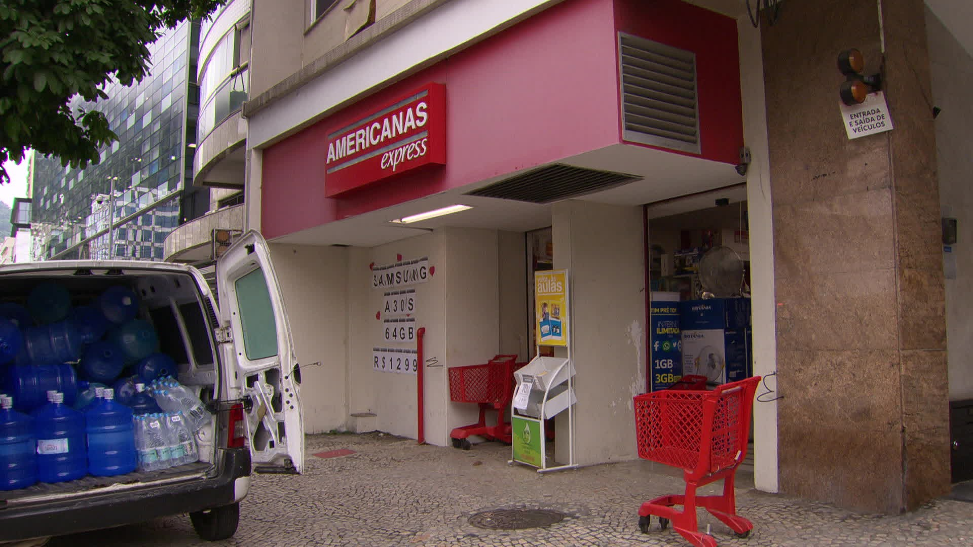 Justiça do RJ autoriza reabertura das Lojas Americanas em todo o estado