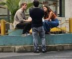 Pedro Novaes e Alanis Guillen são dirigidos por Adriano Melo | TV Globo