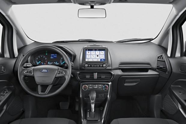 Ford EcoSport SE Direct (Foto: Divulgação)