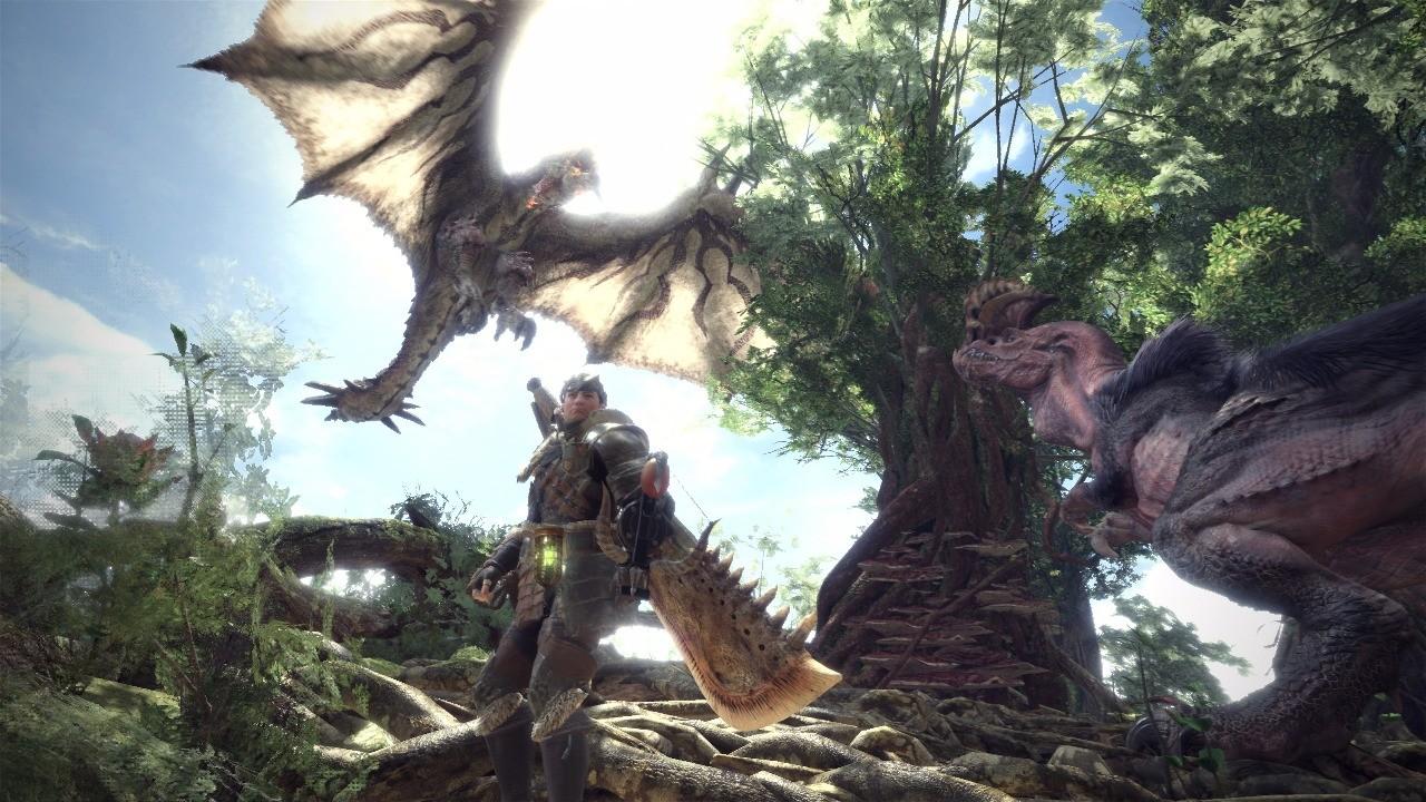 SVM Tecnologia | \'Monster Hunter: World\' poderia ser apenas mais um ...