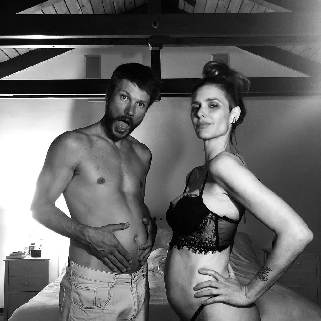 Fernanda Lima e Rodrigo Hilbert esperam mais um bebê (Foto: Reprodução/Instagram)