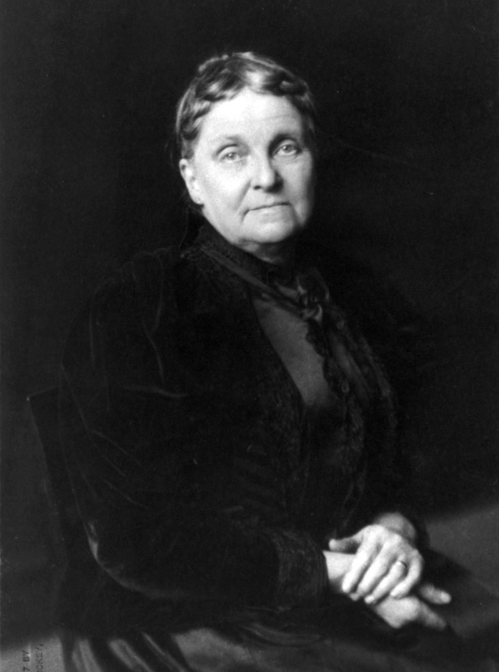 Retrato de Hetty Green. — Foto: Livraria do Congresso dos EUA/Domínio público