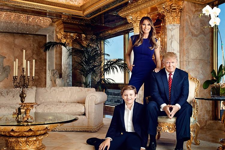 Donald Trump Foto Reproduo