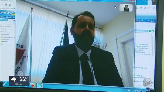 Para economizar, presídio de Pouso Alegre realiza audiências por videoconferência