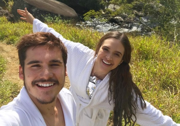 Nicolas Prattes e Juliana Paiva (Foto: Instagram/Reprodução)