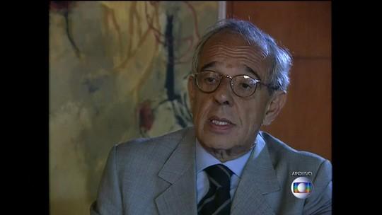 Ex-ministro da Justiça Márcio Thomaz Bastos morre em São Paulo