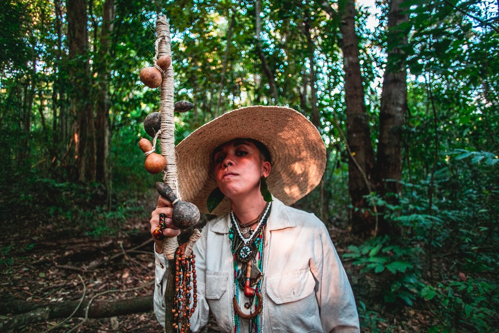 Luana Flores — Foto: Ana Moraes/Divulgação