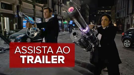 'MIB: Homens de Preto - Internacional' e mais quatro filmes estreiam nos cinemas da PB