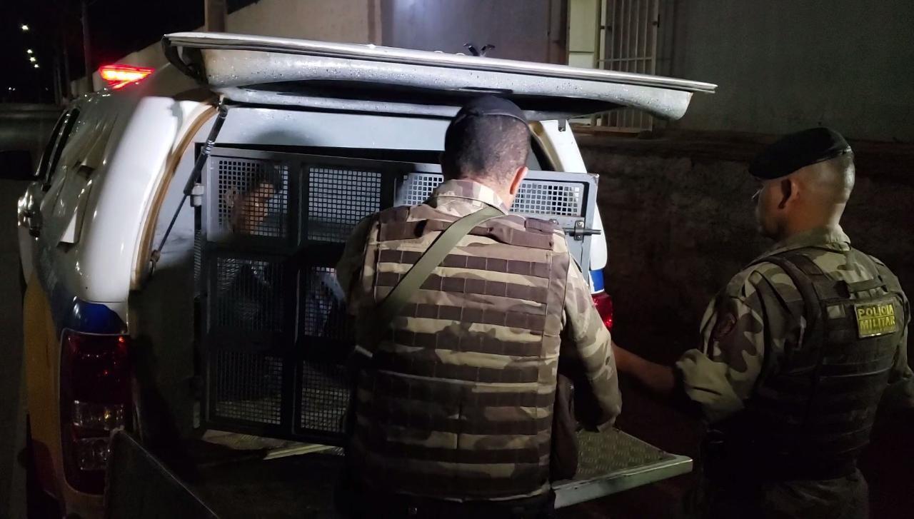 Foragido por tráfico desde 2013 é preso pela PM em Montes Claros, MG; ele já foi detido com 60 e 80 quilos de óxi no Pará