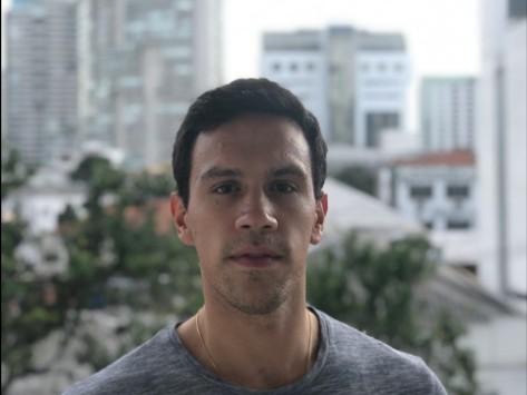 Caio Jahara, sócio fundador da R2U