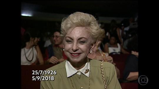Beatriz Segall morre, aos 92 anos, em São Paulo