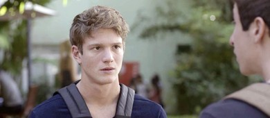 Beto insinua que Filipe está gostando de Rita e ele reage (Globo)