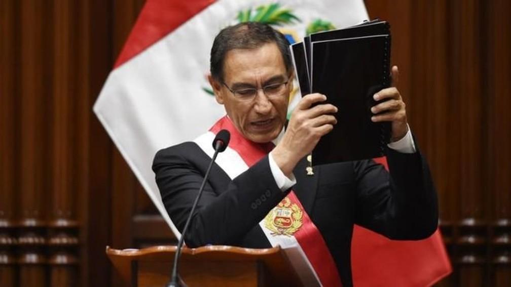 Martín Vizcarra — Foto: Getty Images