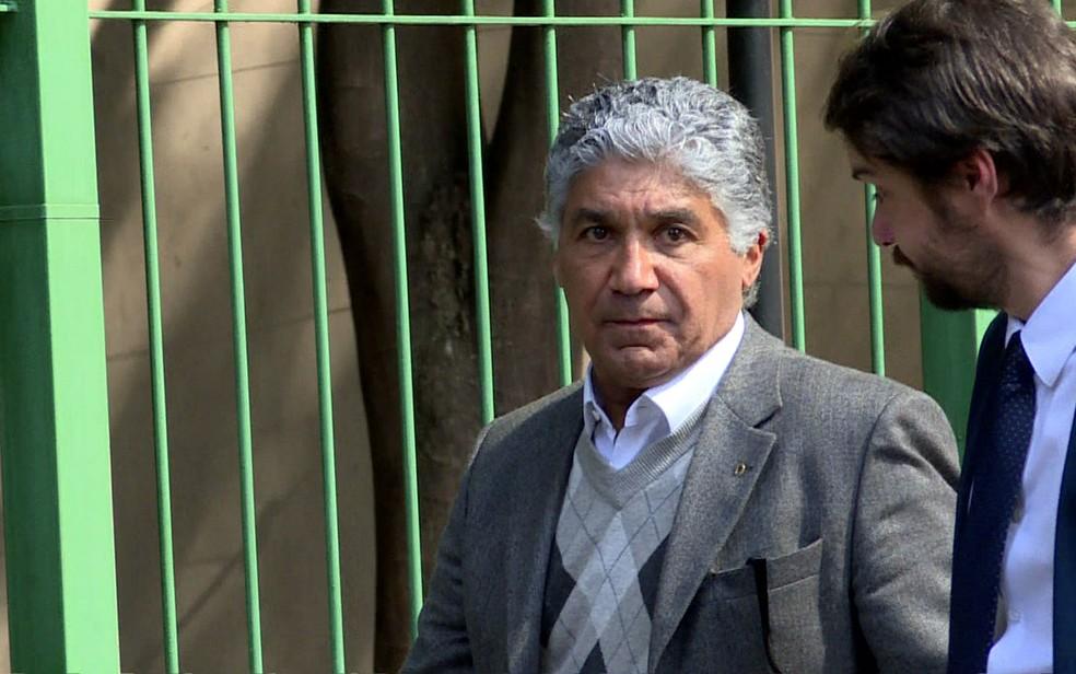 O ex-diretor da Dersa, Paulo Vieira de Souza — Foto: TV Globo/Reprodução