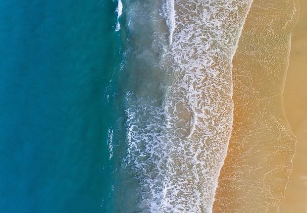 Só 13% dos oceanos ainda estão livres de impactos humanos, dizem cientistas (Foto: Pixabay)
