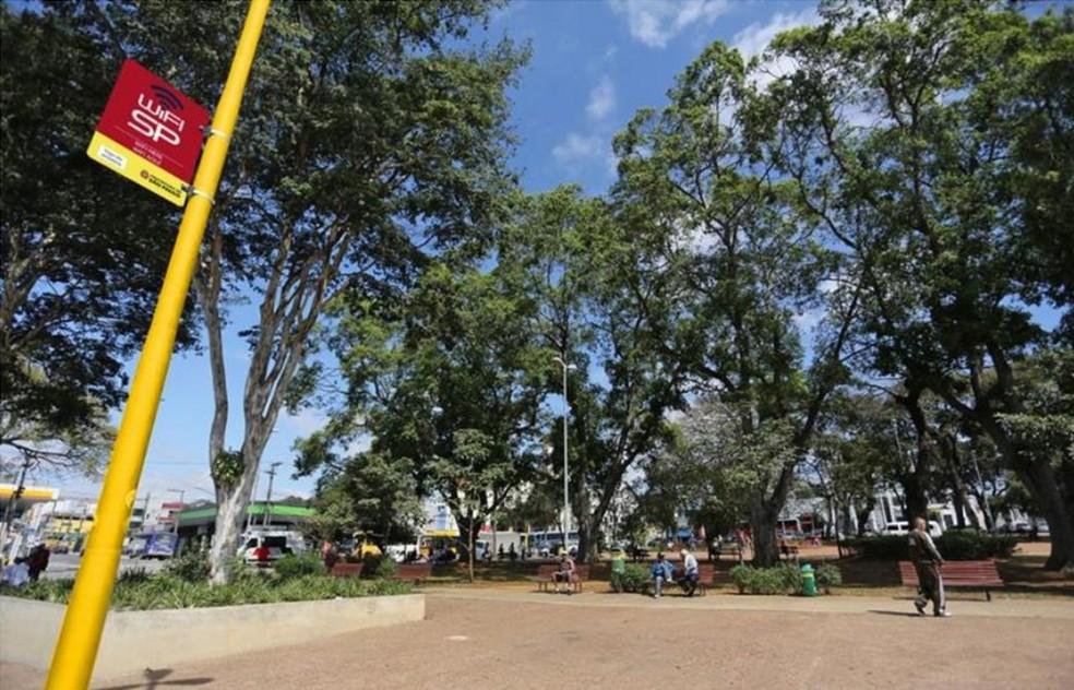 Segundo a Prefeitura, a neutralidade da rede é uma premissa do projeto. Foto: Divulgação / Prefeitura de SP.
