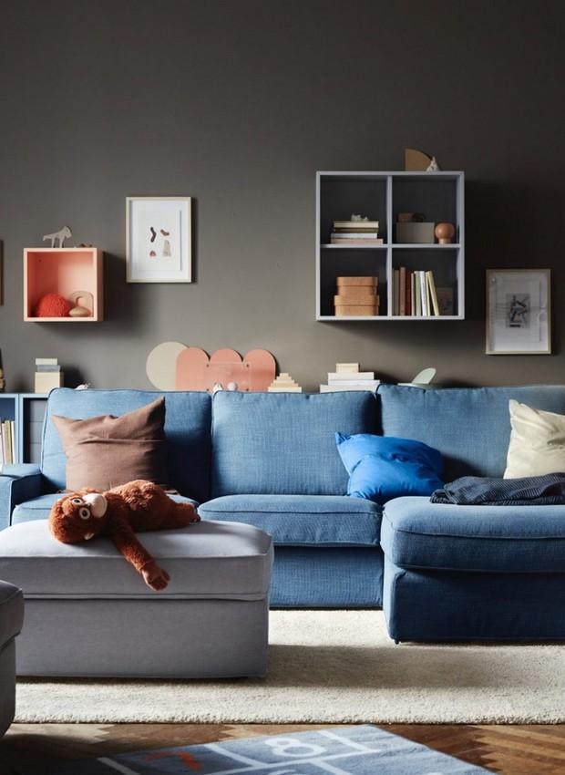 Tendências do catálogo da Ikea - Casa cheia (Foto: Ikea/Divulgação)