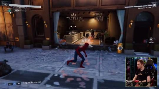 Tiago Leifert elogia novo 'Spider-Man': 'Estou impressionado!'