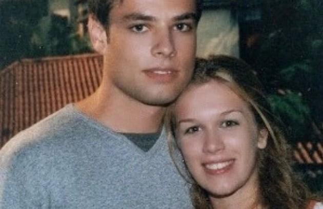 Em 2000, Ludmila Dayer e Fábio Azevedo formaram o casal principal da novela (Foto: Divulgação)