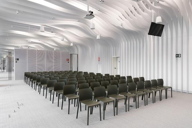 Conheça novo espaço de eventos do escritório do Google em São Paulo (Foto:  Maíra Acayaba )