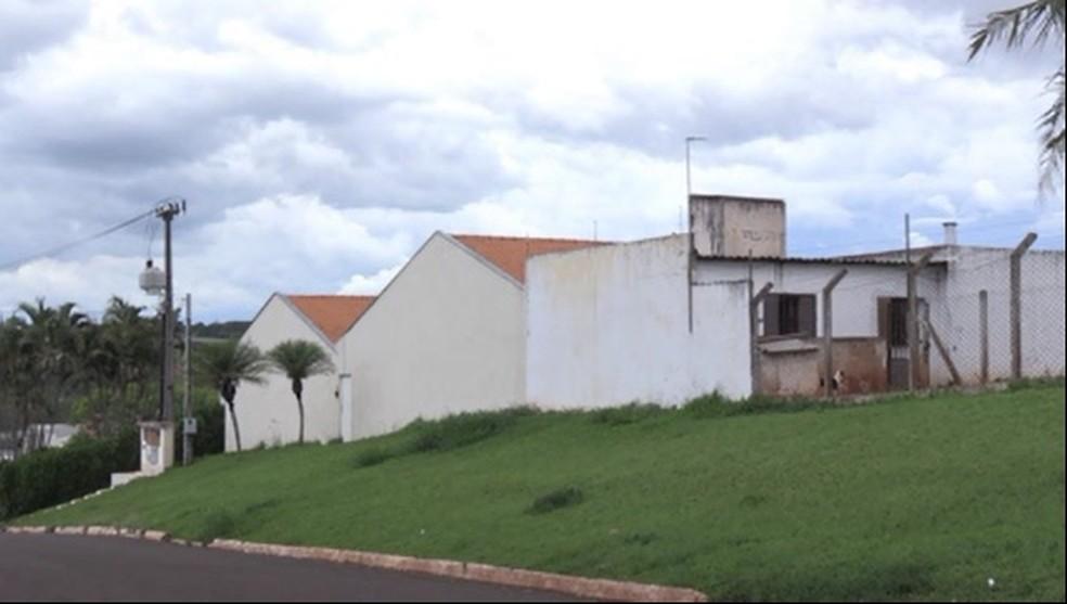 Casal foi esfaqueado em um motel de Londrina — Foto: Reprodução/RPC