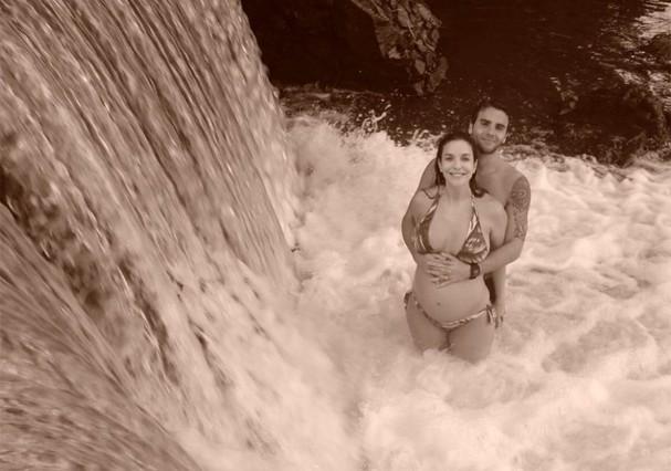 Daniel Cady e Ivete Sangalo (Foto: Reprodução)