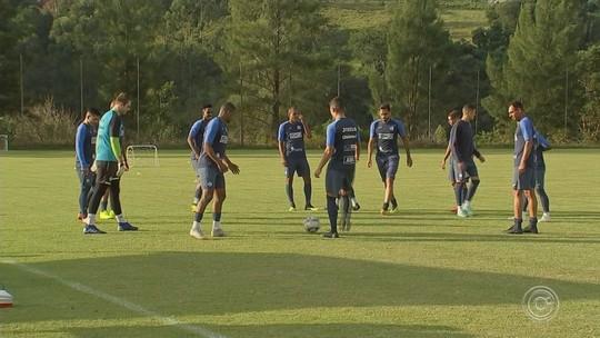 São Bento treina com outro ambiente após duas vitórias seguidas na Série B