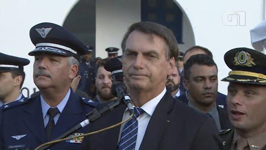 Bolsonaro defende Moro: 'Pode procurar outro alvo, esse já era'