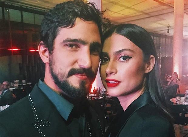 Renato Goés e Thaila Ayala (Foto: Reprodução/ Instagram)
