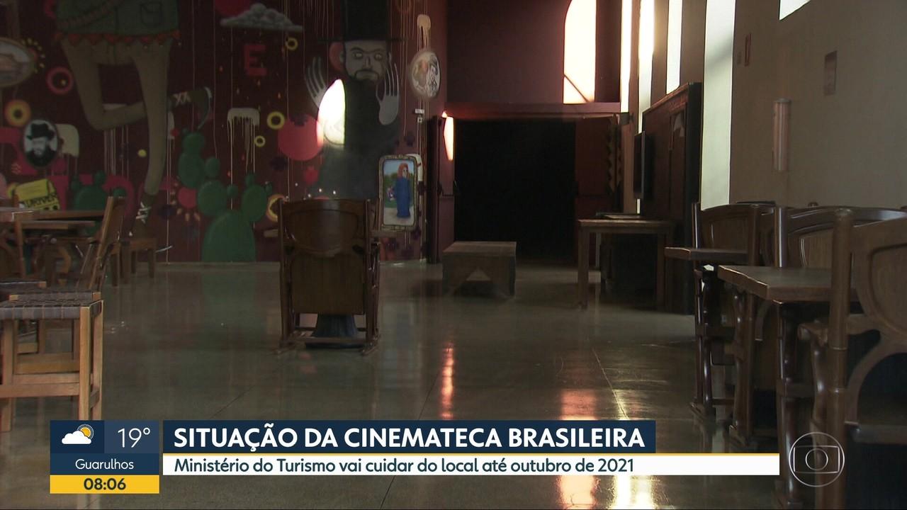 Cinemateca passa a ser administrada pelo Ministério do Turismo