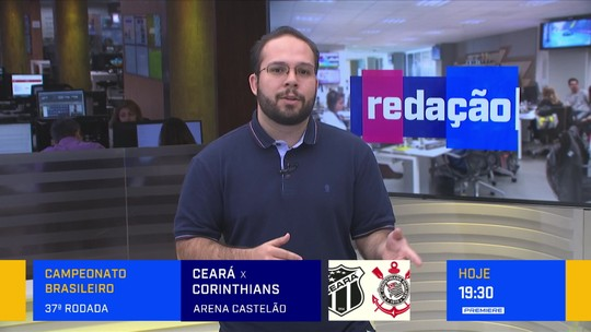 """""""Sem #entrega, vitória do Corinthians  classifica o time para Libertadores"""", diz jornalista"""