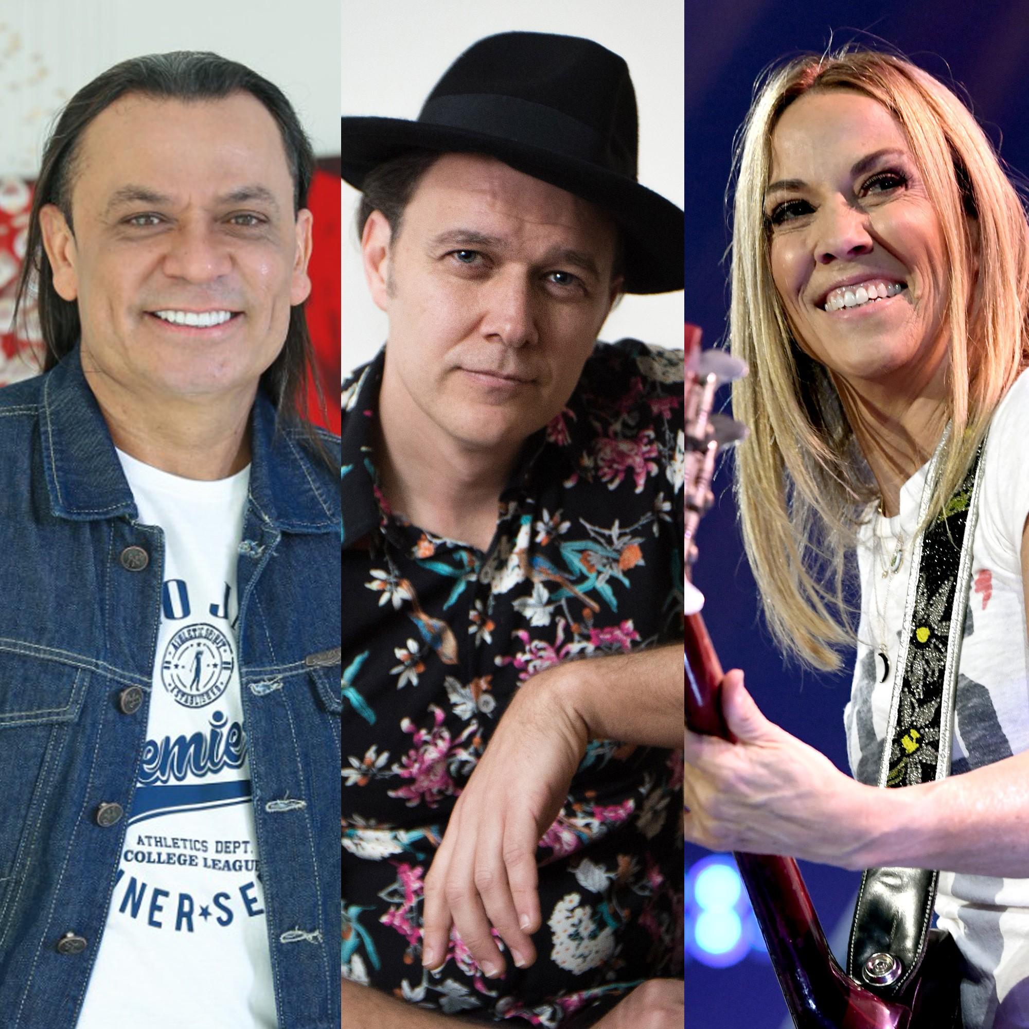 Lives de hoje: Sheryl Crow, Frank Aguiar, João Suplicy e mais shows para ver em casa