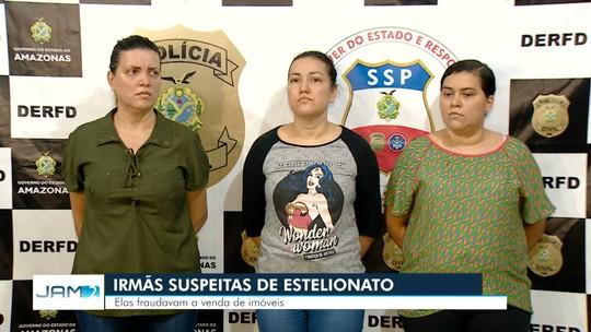 Irmãs são suspeitas de 'vender na planta' casas falsas e aplicar golpe milionário