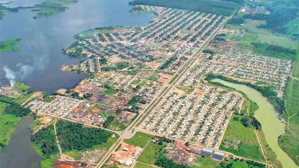 Breu Branco, sudeste do Pará — Foto: Divulgação
