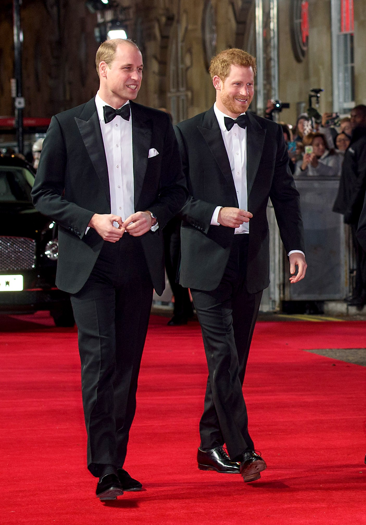 William e Harry (Foto: Getty Images)