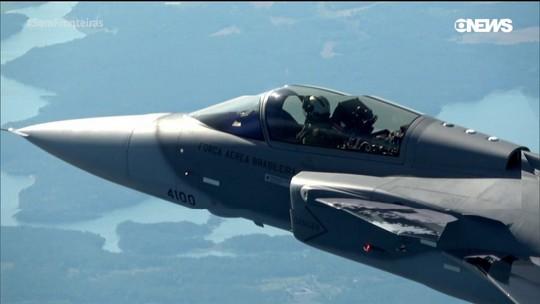 Conheça a história do Gripen, o novo caça que vai patrulhar os céus brasileiros