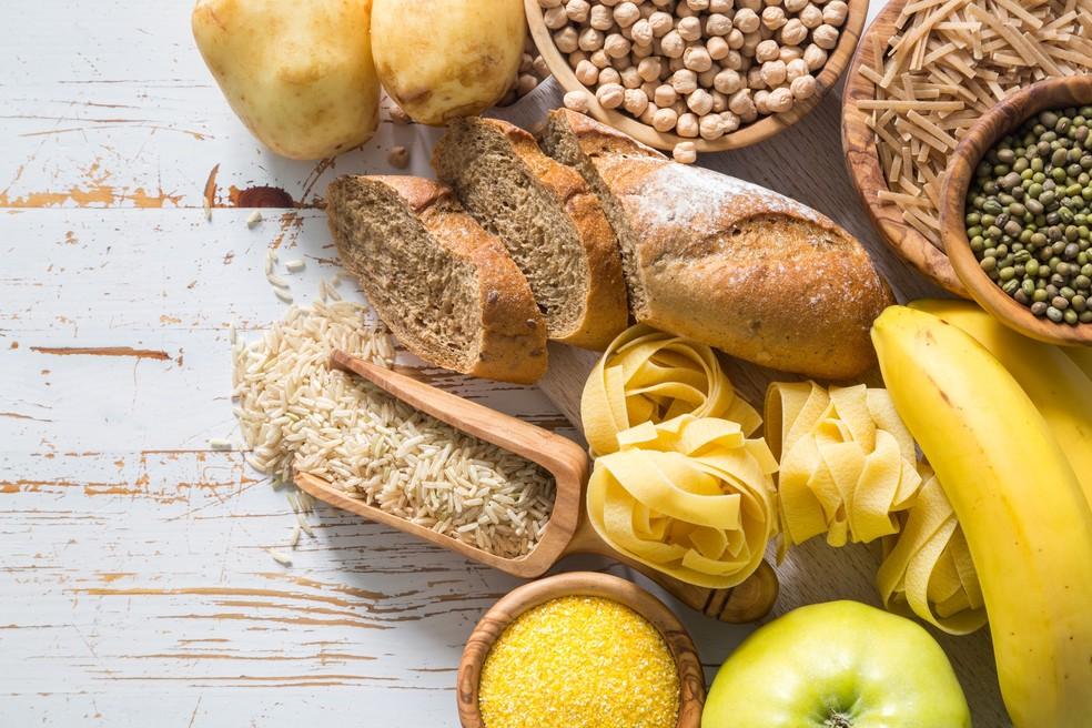 Dietas low fat são baseadas no consumo de carboidratos e redução de gorduras (Foto: iStock Photo)