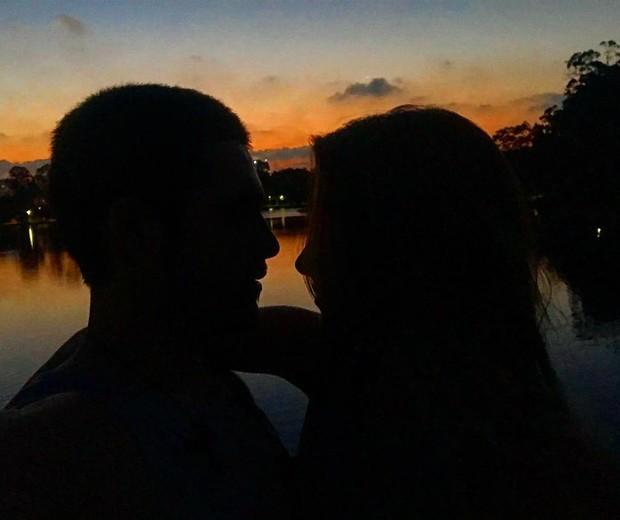 Nicolas Prattes e Mayara Araújo (Foto: Reprodução/Instagram)