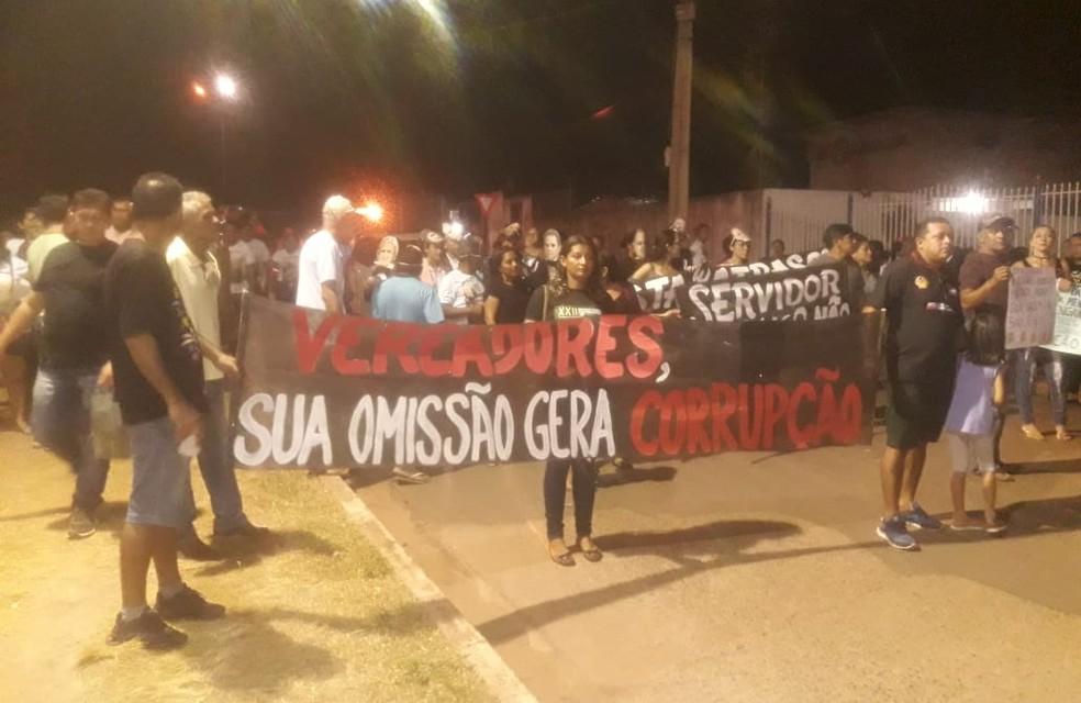 -  Nas ruas de Alenquer, população manifestou sua indignação no Grito dos Excluídos 2018  Foto: Ronald Rodrigues/Arquivo pessoal