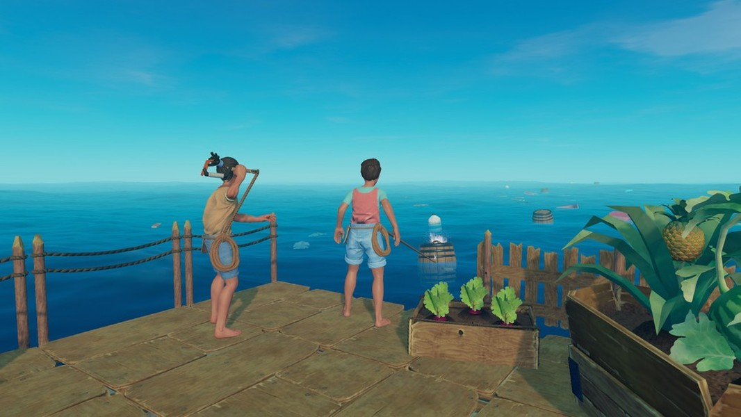 Raft | Jogos | Download | TechTudo