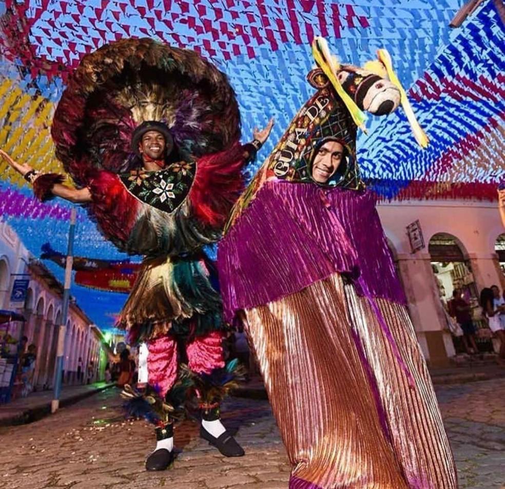 Bumba meu boi do Maranhão, Patrimônio Cultural Imaterial da Humanidade. — Foto: Divulgação/ Meireles Jr