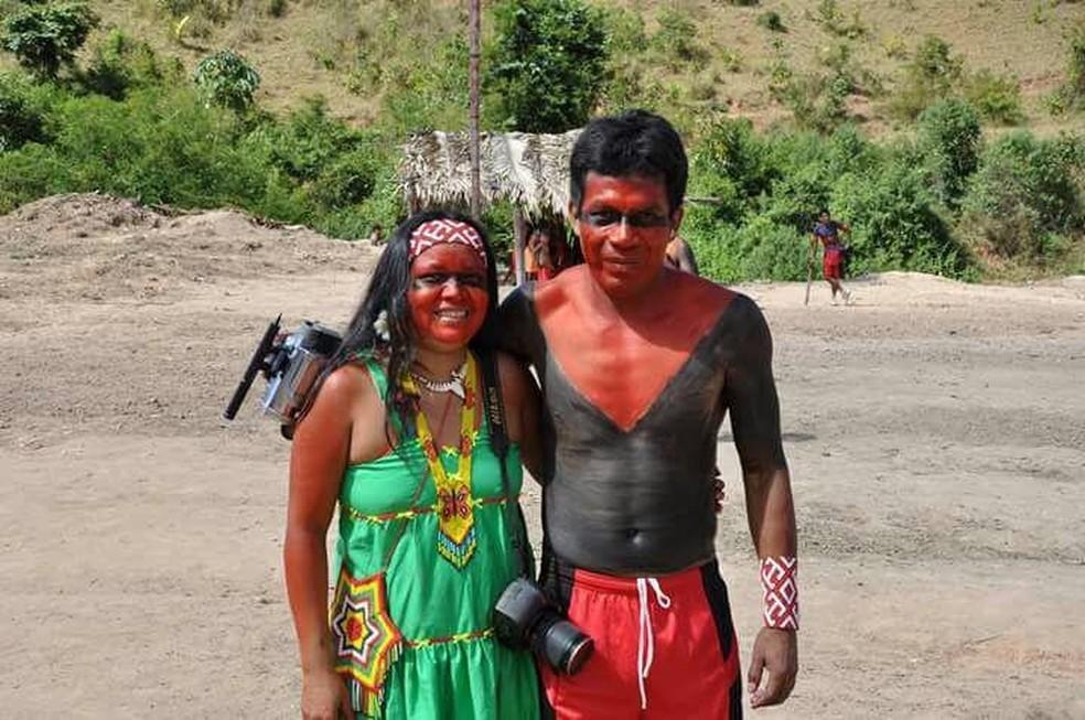 Cine Kurumin exibe 60 filmes produzidos por cineastas indígenas — Foto: Divulgação