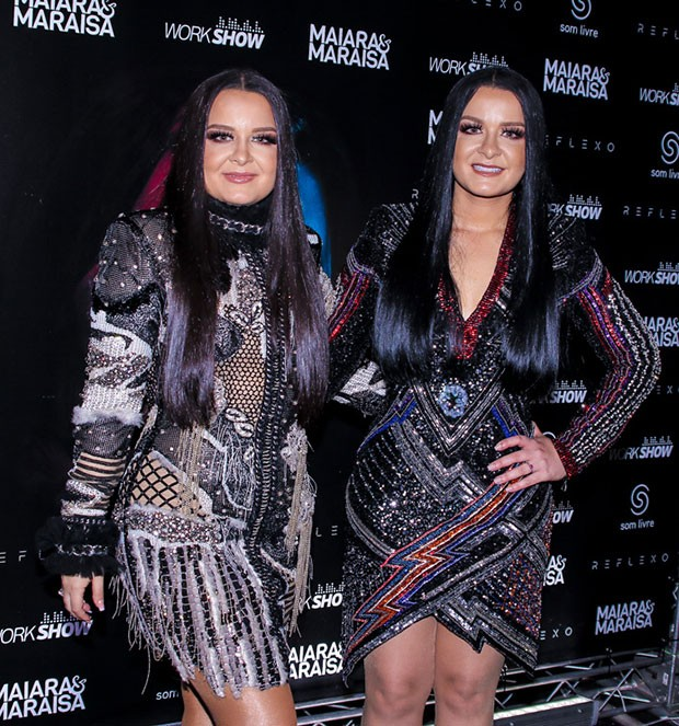 Maiara e Maraisa (Foto: Thiago Duran/AgNews )