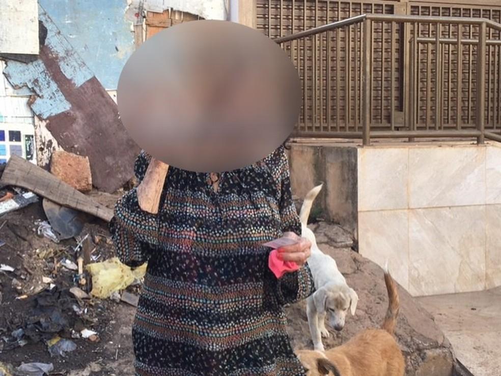 Casos de maus-tratos contra idosos são investigados no DF — Foto: PCDF/Divulgação