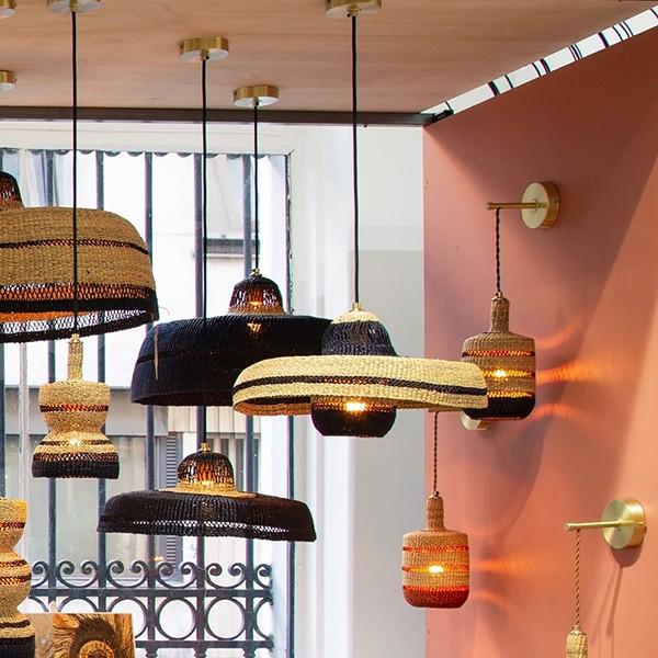 Luminárias pendentes: 6 peças notáveis para acender sua decoração (Foto: Reprodução)