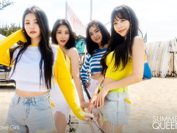Grupo Brave Girls faz comeback com mini-álbum 'Summer Queen'; assista ao  MV! - Quem | K-Pop