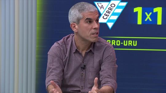 """Ricardinho elogia trabalho de Aguirre no São Paulo, mas destaca """"retaguarda"""""""